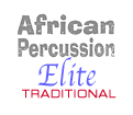 African Percussion Elite Traditional